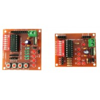 RF Encoder Decoder board V2.0 with HT12E & HT12D IC