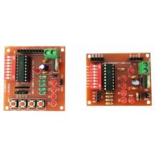RF Encoder Decoder board V2.0 with HT12E & HT12D IC