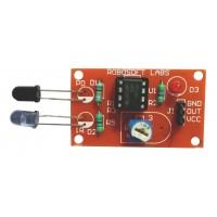 2Pcs IR Obstacle Line Proximity Fire Color Sensor for Arduino Rasp Pi 8051 AVR