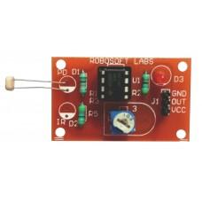2Pcs LDR Photosensitive Resistance Sensor Module for Arduino AVR Rasp Pi 8051