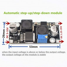 DC-DC Step Up,Down Boost,Buck Output Power Supply Adjustable Module (20W)