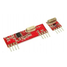 433Mhz RF Wireless Transmitter (Tx) Receiver (Rx) Module