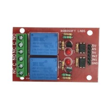 2 Channel +12V OPTOCOUPLER BASED Relay Board Module for ALL MICROCONTROLLER