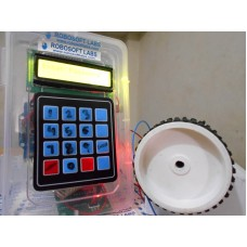 KEYPAD Based Security System DC MOTOR CONTROL PROJECT KIT