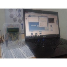 LAPTOP / BLUETOOTH Based Wireless Display ( PROJECT KIT )