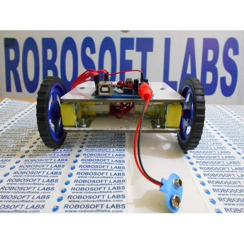 how to make a bluetooth controlled robot