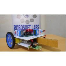 Light Avoiding Robot ( Project kit )