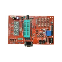PIC 40PIN Development Board (with MAX232 IC's )
