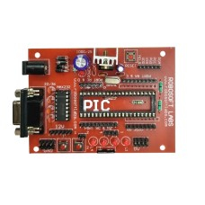 PIC 40PIN Development Board Mini (with MAX232 IC's )