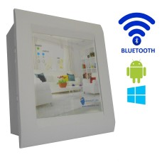Android / Windows / bluetooth Based Smart Home Automation (2 device support) 15 Ampere LED Display