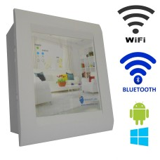 Android / Windows / WIFI / BLUETOOTH Based Smart Home Automation (2 devices) 15 Ampere LED Display