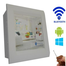 Android / Windows / BLUETOOTH / REMOTE Based Smart Home Automation (2 devices) 15 Ampere LED Display