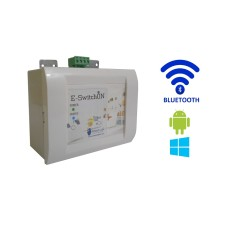 Android / Windows / bluetooth Based Smart Home Automation (1 device support) 15 Ampere LED Display