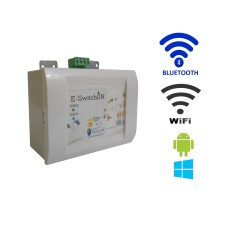 Android / Windows / WIFI / BLUETOOTH Based Smart Home Automation (1 devices) 15 Ampere LED Display