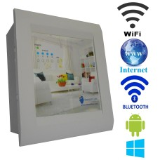 Android / Windows / WIFI / INTERNET / BLUETOOTH Based Home Automation (4 devices) LED Display