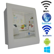 Android / Windows / WIFI / INTERNET / BLUETOOTH Based Smart Home Automation (2 devices) 15 Ampere LED Display