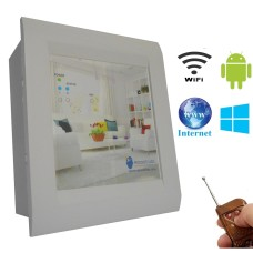 Android / Windows / WIFI / INTERNET / REMOTE Based Smart Home Automation (2 devices) 15 Ampere LED DISPLAY