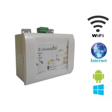 Android / Windows / WIFI / INTERNET Based Smart Home Automation (1 device support) 15 Ampere LED Display