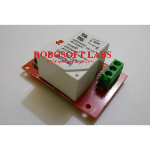 30A +12V Relay Board Module With optocoupler For 8051 PIC AVR ARM