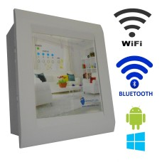 Android / Windows / WIFI / BLUETOOTH Based Home Automation (4 devices) LED Display