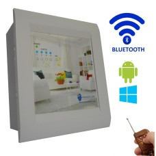 Android / Windows / BLUETOOTH / REMOTE Based Home Automation (4 devices) LED Display